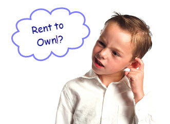 The Rent to Own Organization