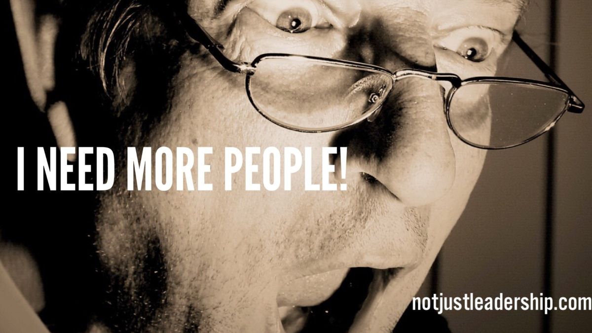 You Don't Need MorePeople!