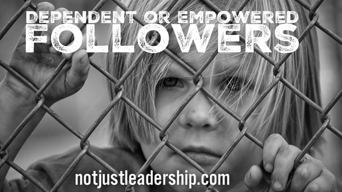 Dependent or Empowered Followers